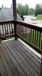 Upper Unit Patio/Deck