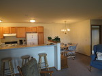 Lower Unit Dining Room/ Breakfast Bar