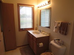 Bathroom 2 w/ Washer and Dryer